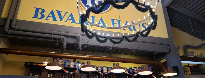 Bavaria Haus is one of Lunch Spots in Downtown.