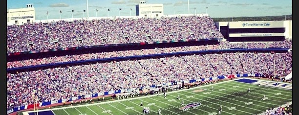 New Era Field is one of 2013 NFL football.
