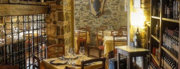 Trattoria Il Leccio is one of Italy.