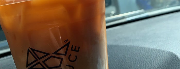 Luce Avenue Coffee is one of houston.