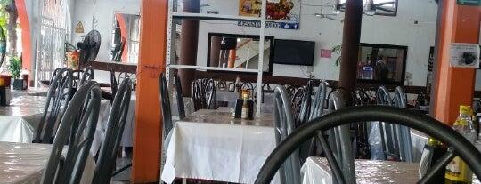 Mojarras Paliseñas is one of Restaurantes en Ciudad del Carmen, Campeche.