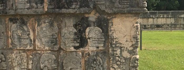 Plataforma de los Cráneos is one of Orte, die Aline gefallen.