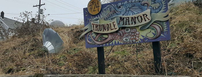 Trundle Manor is one of PA and WV.