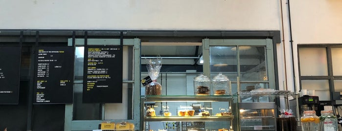 The Depot Bakery is one of Lugares favoritos de Robert.