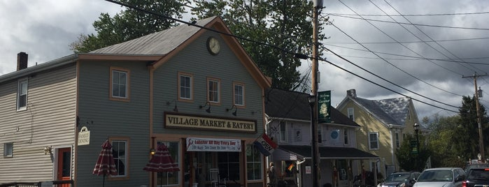 Village Market and Bakery is one of Kimmie: сохраненные места.