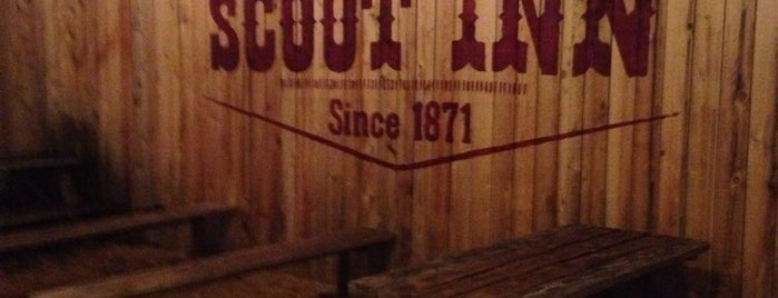 Scoot Inn is one of Austin.