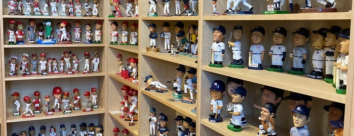 National Bobblehead Hall of Fame and Museum is one of Lugares guardados de Allison.