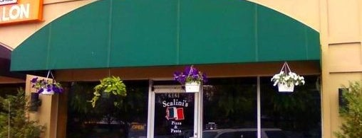 Scalini's Pizza & Pasta is one of Kat: сохраненные места.
