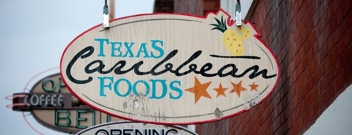 Texas Caribbean Foods is one of My Favorite Places to Nosh.