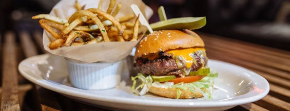Off-Site Kitchen is one of Dishes That Defined Dallas Dining in 2014.