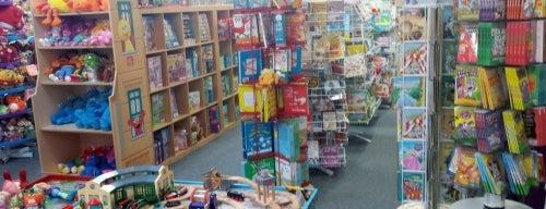 Froggies 5 & 10 is one of Best Gift Shops in Dallas.