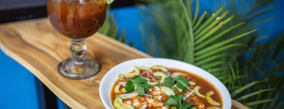 Palapas Seafood Bar is one of Dishes That Defined Dallas Dining in 2014.