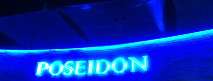 Poseidon Beach Bar is one of Orte, die Esra gefallen.