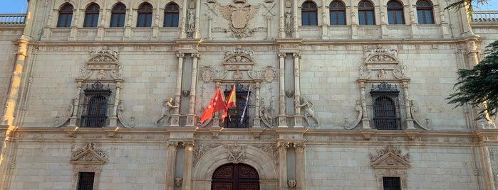 Alcalá de Henares is one of Alrededores de Madrid.