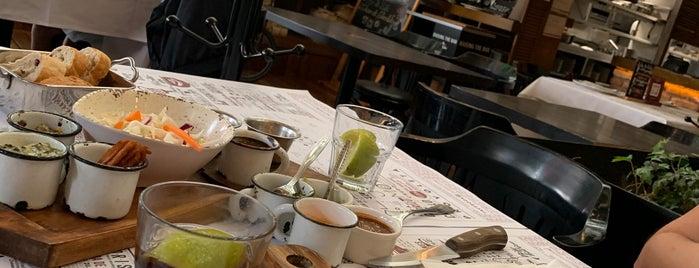 La Cabrera is one of Grand Gourmet.