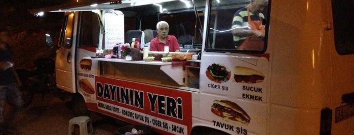 Dayı'nın Yeri is one of สถานที่ที่บันทึกไว้ของ Emre.