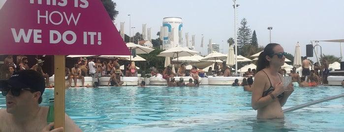 Funky Buddha Beach Club is one of Marbella.