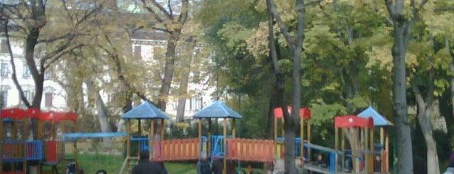 Parco Giochi Arco della Pace is one of milano.
