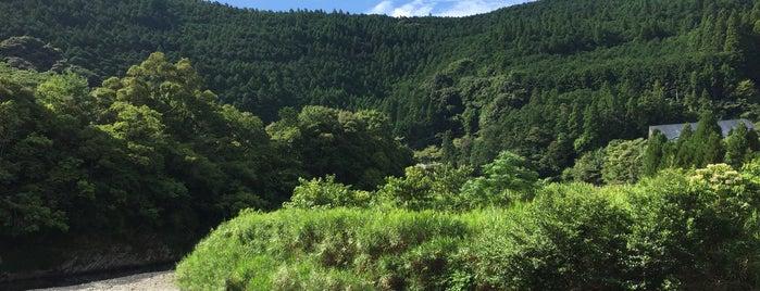 渡瀬緑の広場(キャンプ場) is one of アウトドア&景観スポット.