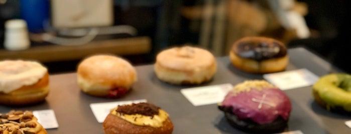 Crosstown Doughnuts is one of London.