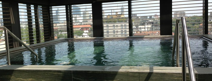 Spa at Armani Hotel is one of GAY GUIDE MILAN.
