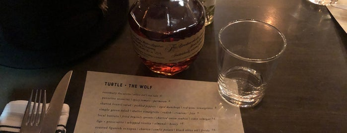 Turtle + the Wolf is one of New Jersey - Oh Boy.