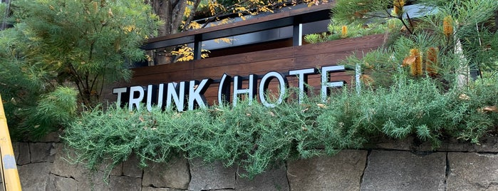 TRUNK (HOTEL) is one of Japan.