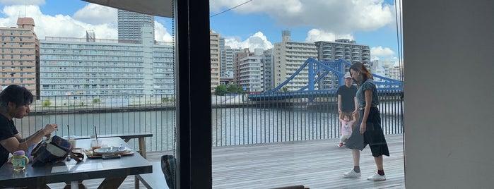 LYURO 東京清澄 THE SHARE HOTELS is one of สถานที่ที่ Alberto ถูกใจ.