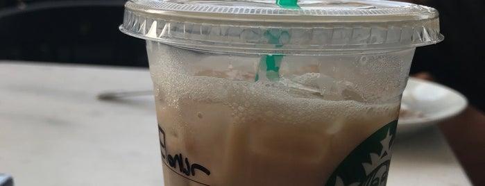 Starbucks is one of Posti che sono piaciuti a Salman.