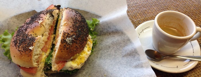 Buka's Bean and Bagel is one of Toronto's Best Resto & Food.
