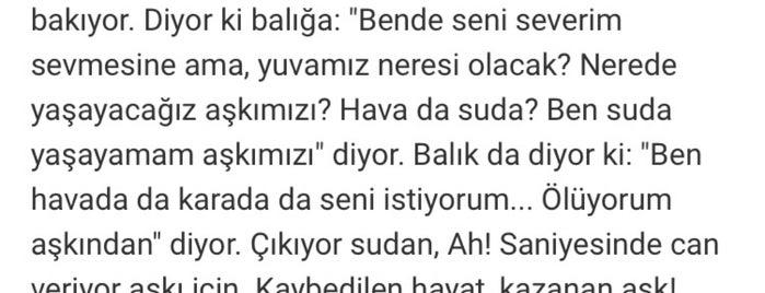 Şirinyer is one of themaraton.