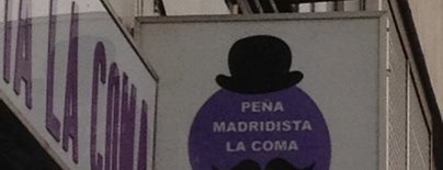 Peñas del Real Madrid