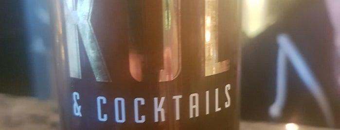 Kol & Cocktails is one of Skåne.