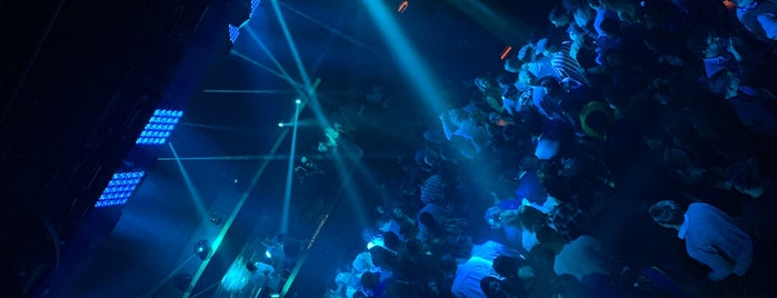 Omnia Nightclub is one of Posti salvati di Margarita.