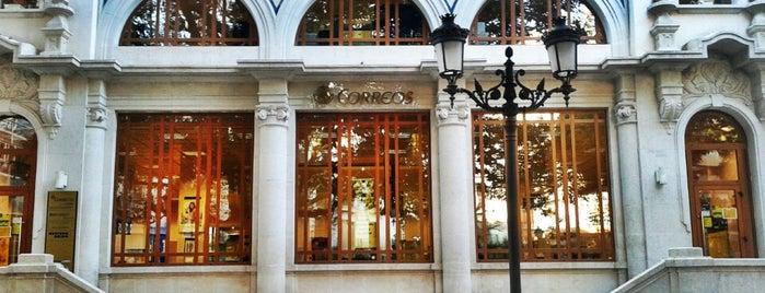 Oficina Correos is one of สถานที่ที่ Paola ถูกใจ.