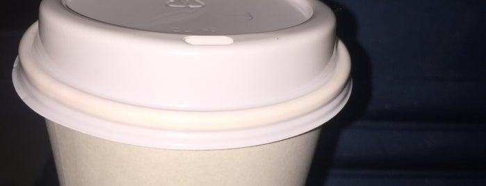 Arabica Star Coffee is one of Locais curtidos por Midnight.
