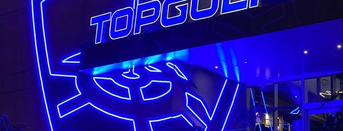 Topgolf is one of Tempat yang Disukai Melissa.