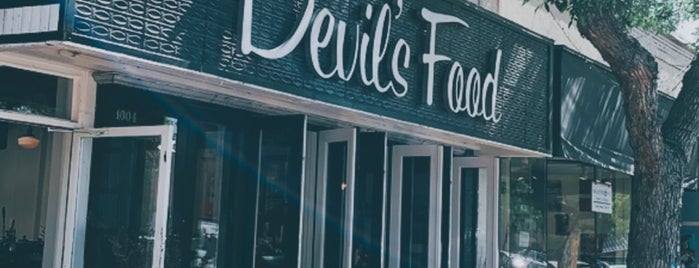Devils Food Coffee Shop is one of Posti che sono piaciuti a Ross.