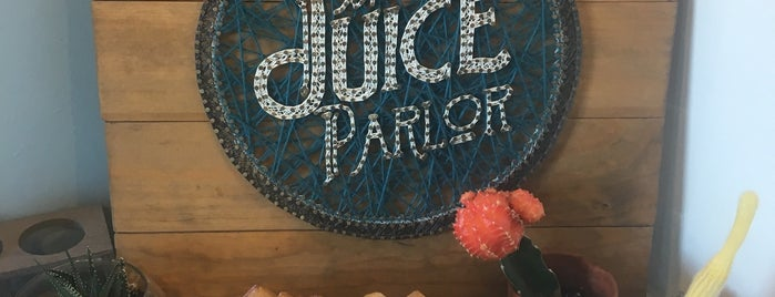 The Juice Parlor is one of Arielleさんのお気に入りスポット.