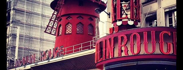 Moulin Rouge is one of My Paris.
