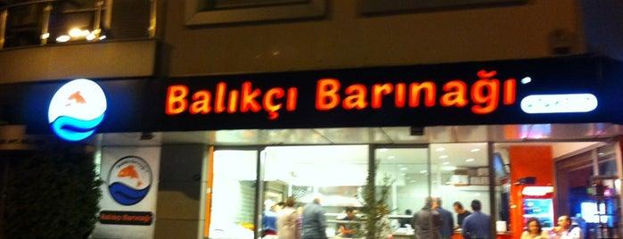 Balıkçı Barınağı Restaurant is one of Beğendiğim Lezzet Noktaları.