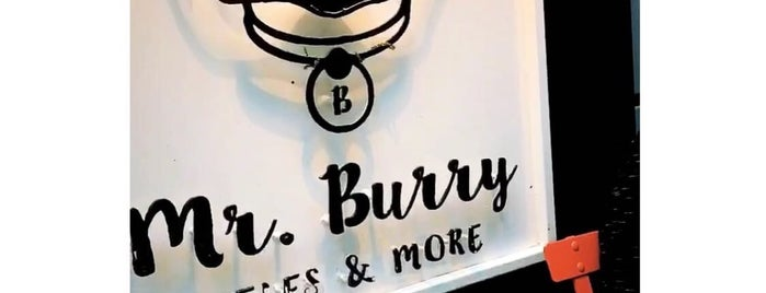 Mr Burry Waffle & More is one of To discover.