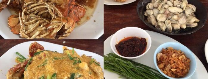 J'Toum  Seafood is one of Wongnai User's Choice 2019 - 2.