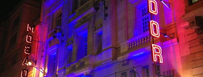 Théâtre Mogador is one of Lieux qui ont plu à Cathelene.