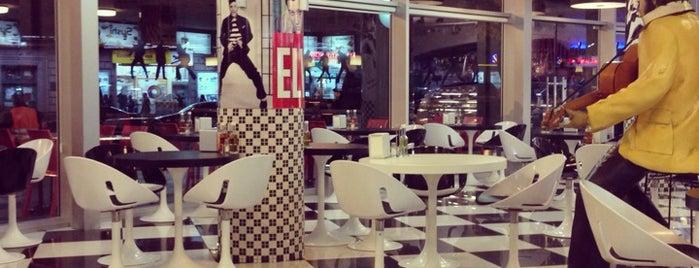 Elvis American Diner is one of Restaurants arround the world.