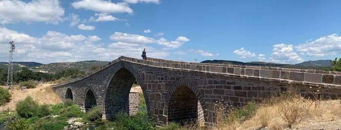 Behramkale Köprüsü is one of Çanakkale.