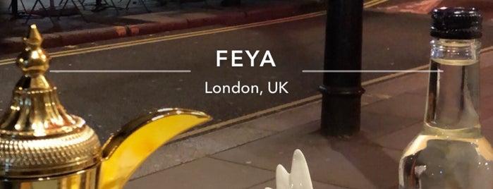 Feya is one of London.