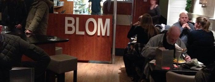 Lunchcafé Blom is one of Posti che sono piaciuti a Jean-François.