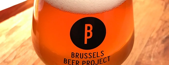 Brussels Beer Project // Shinjuku is one of クラフトビール.