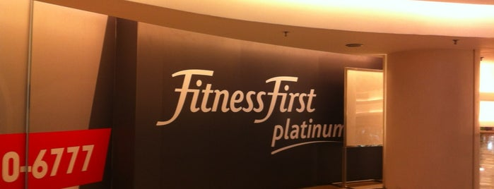 Fitness First Platinum is one of Tempat yang Disukai WuWu.
